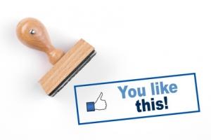 Facebook - Like