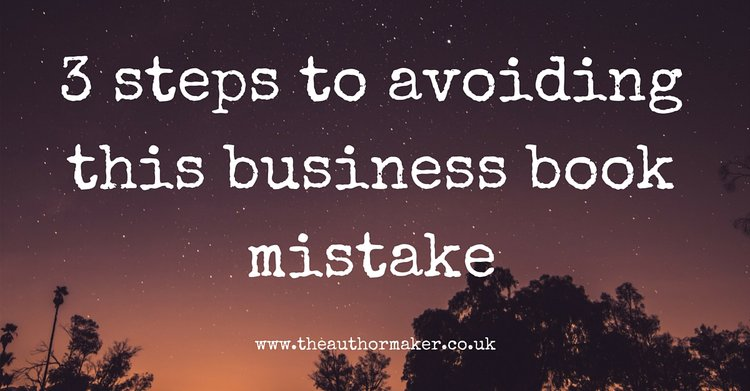3 steps to avoiding this business book mistake BL