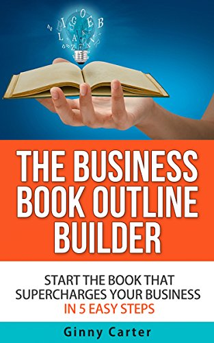 the business book outline builder