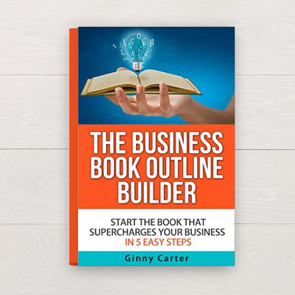business book outline builder ginny carter