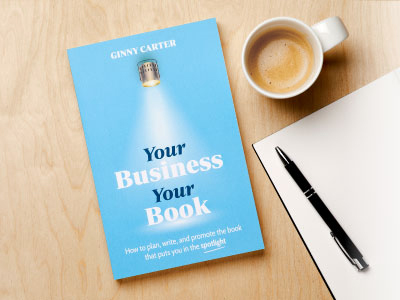 your-business-your-book-ginny-carter