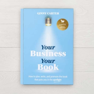 your business your book by ginny carter