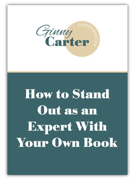 How to Stand Out as an Expert With Your Own Book